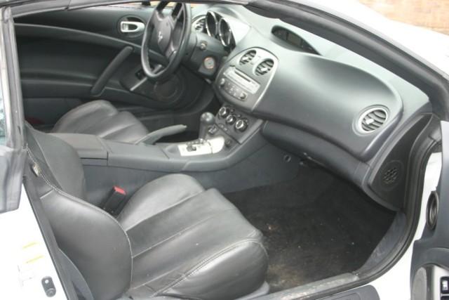 Mitsubishi Eclipse Spyder Convertible Left Hand Drive Auto