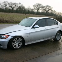 2006 BMW 325 2.5 SPORT LEFT HAND DRIVE SILVER 2.5 PETROL AUTOMATIC TIPTRONIC