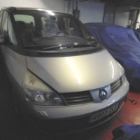 Renault Grand Espace 3.0DCI Auto LHD. spares or repairs