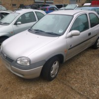 Vauxhall Corsa 1.0i Club 3dr W8801WNK-DIRECT FROM INS CO