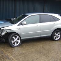 Lexus RX 400H BELGIUM REGISTERED LEFT HAND DRIVE LHD 3.3 5dr UNRECORDED ACCIDENT DAMAGED