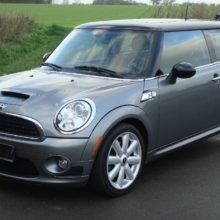 LHD MINI Cooper S 1.6  3dr Lightly Damaged