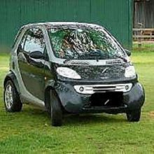 Smart Passion auto Left Hand Drive